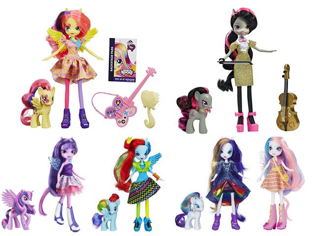 картинки куклы пони игрушки